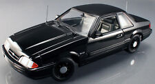 1992 Ford Mustang BLACK 1:18 GMP 18805