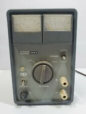 Vintage Eico 1064 612v Dc Power Supply Battery Eliminator
