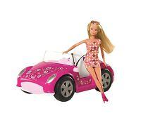 Puppe Simba Steffi Love Strandauto Auto Spielzeug Modepuppe Barbie Mädchen Puppe