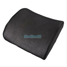 Memory Foam Lumbar Back Support Cushion Pillow for Home Car Auto Seat Chair NEW