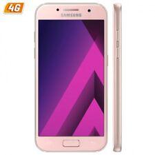 Teléfonos móviles libres rosa 2 GB con 16 GB de almacenaje