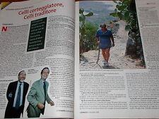 L'Espresso 1999 35#Giovanni Minoli,Thomas Harris,Edoardo Raspelli,ppp