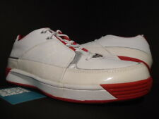 2005 OG CONVERSE DWAYNE WADE CITY OX LOW WHITE RED MIAMI HEAT WEAPON 107845 13