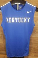 Nike Kentucky University Baketball Jersey Style Running Workout Sz Large Dri-Fit
