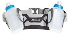 CamelBak Podium Arc Cage 2 Bottle Running Waist Belt Gray One Size Fits All NEW