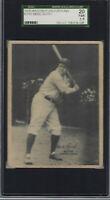 BABE RUTH 1929 Kashin  R316 SGC Signed 'Babe' on back 🔥ULTRA RARE🔥SGC 1.5 (20)
