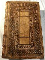1681 - Historia de la vida y hechos Carlos V, antique, very rare, XVII century