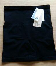 bnwt H&M SHAPEWEAR SHORTS BUM TUM LIFT KNICKERS SZ SMALL UK 10/12 BLACK