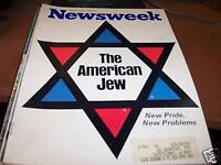 Newsweek 3/1/71 The American Jew
