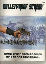 Haven City of Violence - Bulletproof Screen - Game Master's Shield & Sourcebook