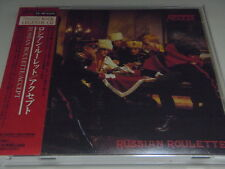 ACCEPT-Russian Roulette JAPAN Press w/OBI U.D.O. Scorpions Judas Priest Rush