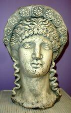 Greek Bust of Athena Goddess Statue Art Sculpture 17020