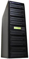 1-9 Burner 24X CD DVD DL Copier Disc Duplicator Dual Layer Replication Equipment