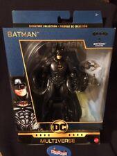 "RARE DC Comics Multiverse BATMAN FOREVER SIGNATURE COLLECTION 6"" Justice League"