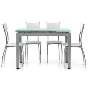 Tavoli Rettangolare In Metallo Per La Cucina Acquisti Online Su Ebay