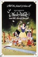 SNOW WHITE - CLASSIC MOVIE POSTER 24x36 - 85037