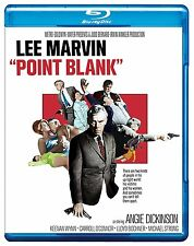 POINT BLANK (1967 Lee Marvin)  Blu Ray - Sealed Region free for UK