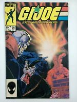 1984 G.I. Joe #29 Marvel Copper Age COMIC BOOK