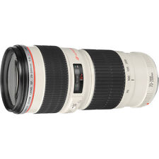 New Canon EF 70-200mm f4  L USM Lens  (without IS)