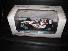 1/43 2006 F1 HONDA RA106 CHASSIS JENSON BUTTON RACING CAR  LTD ED OLD STOCK
