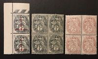 France 1900s Collection MNH