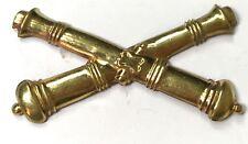 CIVIL WAR CSA CONFEDERATE US UNION KEPI CAP BADGE- ARTILLERY