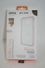 Gear4 IceBox Tone Rose Gold D30 Phone Case for Samsung Galaxy S7 Edge #66 18 05
