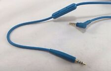 Blue Bose QC25 Cable for QuietComfort 25 Headphones Inline Microphone iPod