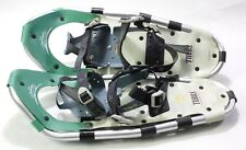 """Tubbs Adventure 21 Snowshoes-20"""" Long x 8"""" Wide-Excellent Condition- Made in Usa"""