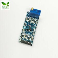 3PCS  LM358 100x gain signal amplification module operational amplifier module