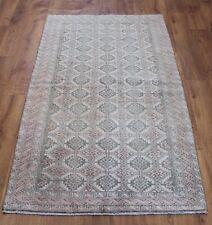 Persian Traditional Vintage Wool 196cmX 94cm Oriental Rug Handmade Carpet Rugs