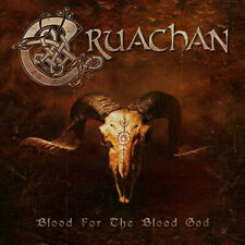 Cruachan - Blood For The Blood God (CD, Album) Black Folk Metal