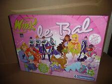 WINX Club : LE BAL . Jeu de société NEUF SCELLE plateau 2 a 4 joueurs