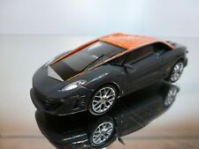 MINI MINIERA BERTONE NOCCIA 2012 - GREY + ORANGE 1:43 - EXCELLENT CONDITION - 38
