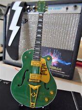 "Bono - Gretsch Irish Falcon G6136 ""The Goal is Soul""1:4 Scale Replica Guitar~New"