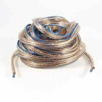 5 Meter Oxygen Free Copper Speaker Cable. Home Cinema Amplifier AMP Dolby Atmos