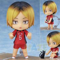 Nendoroid 605 Anime Haikyuu!! Kozume Kenma Figura de acción de juguete 10cm PVC