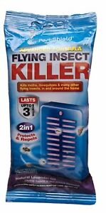Up to 90 days Flying Insect Killer Portable Indoor Outdoor Fly Moth and Mosquito