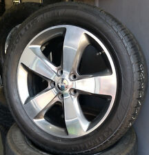 "JEEP GRAND CHEROKEE 20"" GENUINE WHEELS AND TYRES"