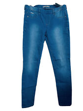 Pull And Bear Blue Jeans / Mex 30 Fits Size 10 - 12