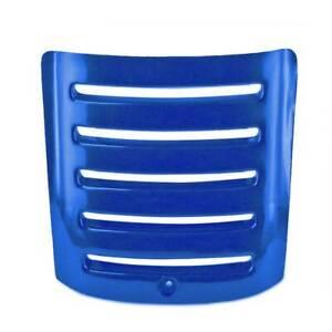 Puerta Silenciador Azul Metal MBK 50 Booster 1994-2014