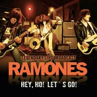 The Ramones - Hey Ho Let's Go [New CD]