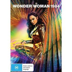 Wonder Woman 1984 : NEW DVD