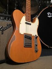 Relic Fender Squier Telecaster Electric Guitar USA American Pickups Worn Aged