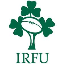 Rugby Irlanda Irfu Auto Moto 4x4 Ventana Carrocería Pegatina de Vinilo Calcomanía Parachoques 4x4
