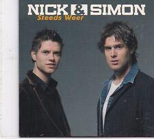 Nick&Simon-Steeds Weer cd single