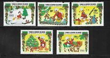 HICK GIRL- MINT TURKS & CAICOS STAMPS    DISNEY  DONALD'S 50th ANNIV.       T226