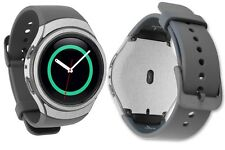 Skinomi Brushed Aluminum Skin+Screen Protector for Samsung Gear S2 Watch 42mm