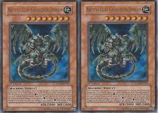 Geartown Turbo Budget Deck - Ancient Gear Gadjiltron Dragon NM 40 Cards + Bonus
