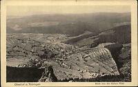 Oberhof Thüringen Thüringer Wald ~1920/30 Partie Blick von Hohen Möst Panorama